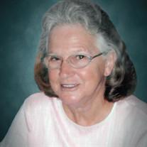Mrs. Frances J. Beckworth