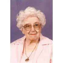 Gertrude M. Radcliffe