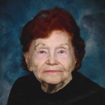 Mrs. Dorothy  Medlin Flowers
