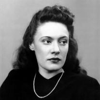Marjorie Frances Rick