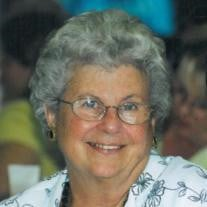 Mrs. Geraldine May Van Assche