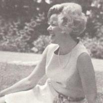 Mrs. Virginia Hall Morris