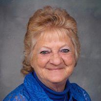 Mary Ann Allcock Goff Ball