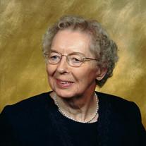 Martha  Ann Harris Ward