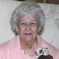 Virginia Josephine Melvin