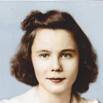 Virginia Clarys Taylor