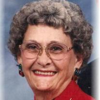 """Edith Myrtle """"Sue""""  Hughes"""