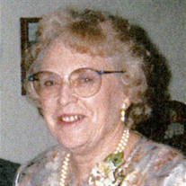 Mary Leona Badger Crane Hansen