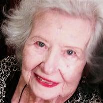 Mrs. Rosie Mae Brock