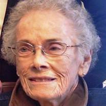 Marjorie Mae Lundberg