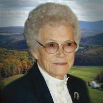 Elsie Evans Edwards