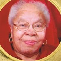 Mrs. Sylvia Mack Bullock Cates
