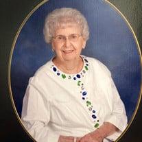 Mary Edith Embree