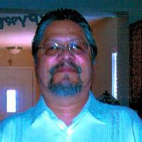 """Enrique  """"Rick""""  Rene  Garza"""