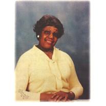 Mrs. Susie Mae Beatty