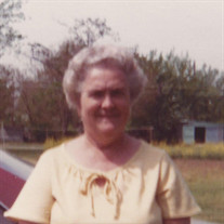 Isabelle Mary Usilton Nichols