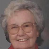 Frances Elizabeth Miller