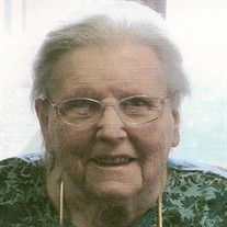 Joyce Evelyn Nowack