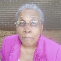 Mrs. Betty Mae Edwards