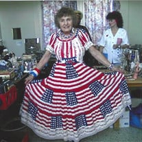 Mrs Dorothy Anna Walters