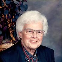 Martha Jane Addy