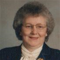 Mrs Mary M Boggs