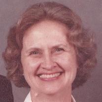 Alice vonBuelow