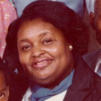 Mrs. Annie James Burnside