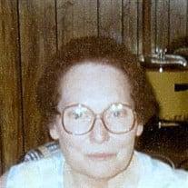 Pauline Louise Ludiker