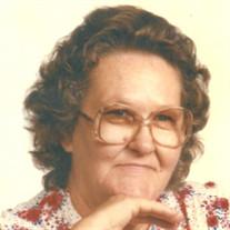 Olive Janette Myers