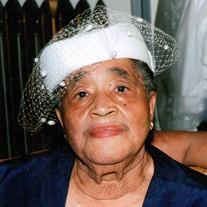 Zelma Mae Barnes