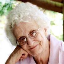 """Mary Elizabeth """"Beth"""" Brereton Larsen McCabe"""