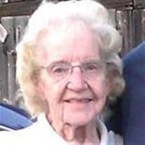 Irene M. Bunnell