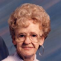 Lucille Imogene Ray