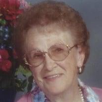 June Audine Carey Clark