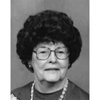 Margaret Wegener