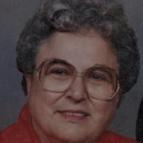 Mrs. Mary Grupa