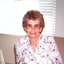 Dorothy Ellen Tinnin