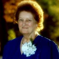 Agnes Eva McGuire Burleigh Handley