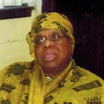Mamie Thomas