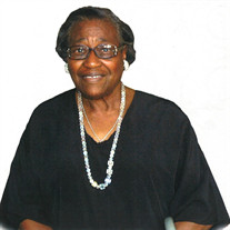 Mrs. Cordelia Jones