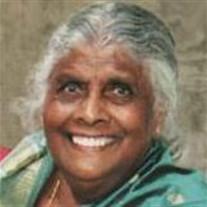 Sivanammal Putturengie Lingam (Amma)