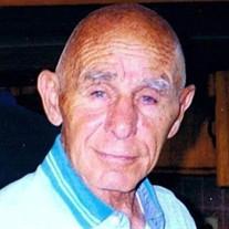 """Maurice Robert """"Bob"""" Peters"""