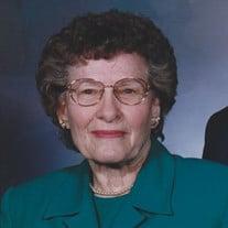 Gladys Halbur