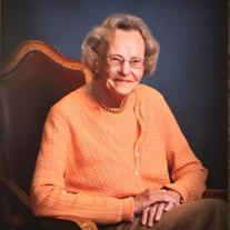 Mrs. Nancy McGrath Anthony