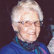 "Elizabeth ""Betty"" Ann Blatt"