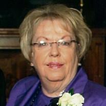 Patricia Ann Evans Wallingford