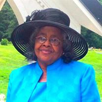 Mrs. Savannah B. Vinson