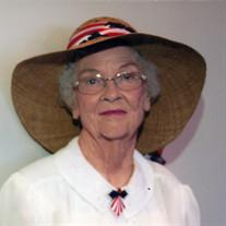 Mrs. Faye Lester