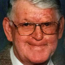 """W. T. """"Bill"""" Hodge, age 89 of Medon, Tennessee"""